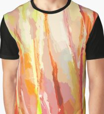 Orange Forest Graphic T-Shirt