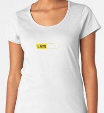 I AM RAW Women's Premium T-Shirt