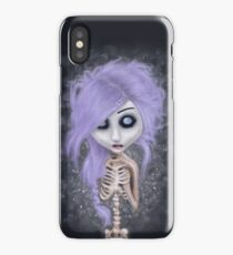 becoming melancholy iPhone Case