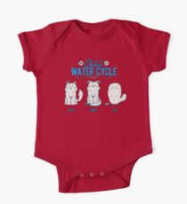 The States of the Water Cycle  Kids Clothes
