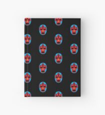 Lucha Libre // Mexican Wrestling Mask Demon Hardcover Journal