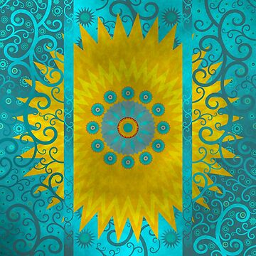 Floral Pattern No.2 by Leodis