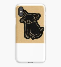 Scarlet the Piglet-Animal Awareness Series iPhone Case/Skin