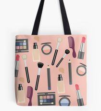 Makeup Kit Tote Bag