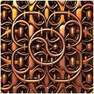 Metallic One by Lyle Hatch