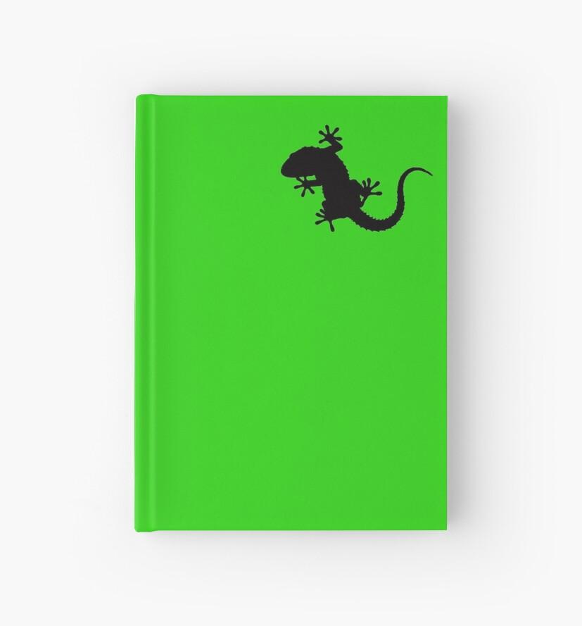 Cute Little Gecko by Denis Marsili