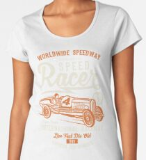 Oldtimer Car Retro Vintage Women's Premium T-Shirt