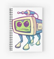 Pet-Bot  Spiral Notebook