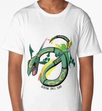 GRAFFITI RAYQUAZA Long T-Shirt