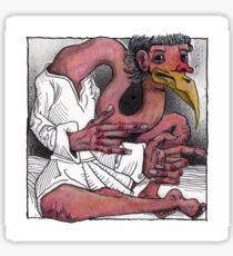 Bizarre Beings 1 Sticker