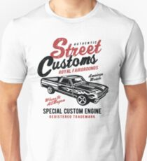 American Muscle Car Retro Vintage T-Shirt