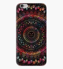 Rainbow Kitty Cat Mandala iPhone Case