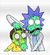 Rick und Morty Poster