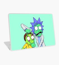 Rick und Morty Laptop Skin