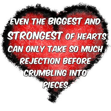 All hearts have a breaking point... by AMagicalJourney