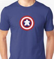 Captain Meeple Unisex T-Shirt