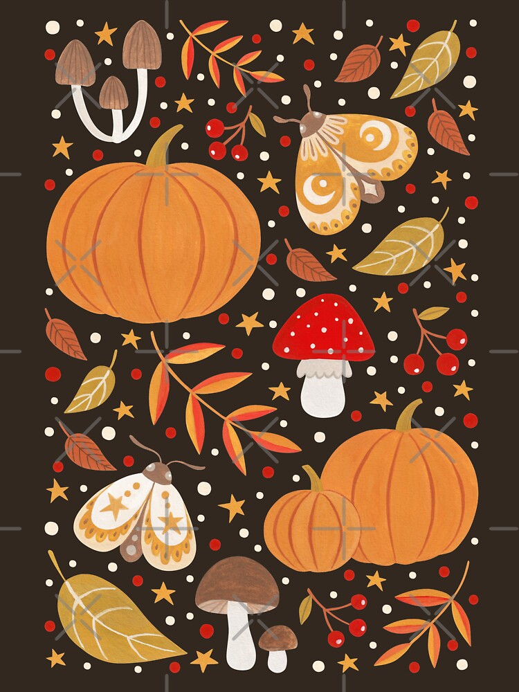 Autumn elements by Laorel