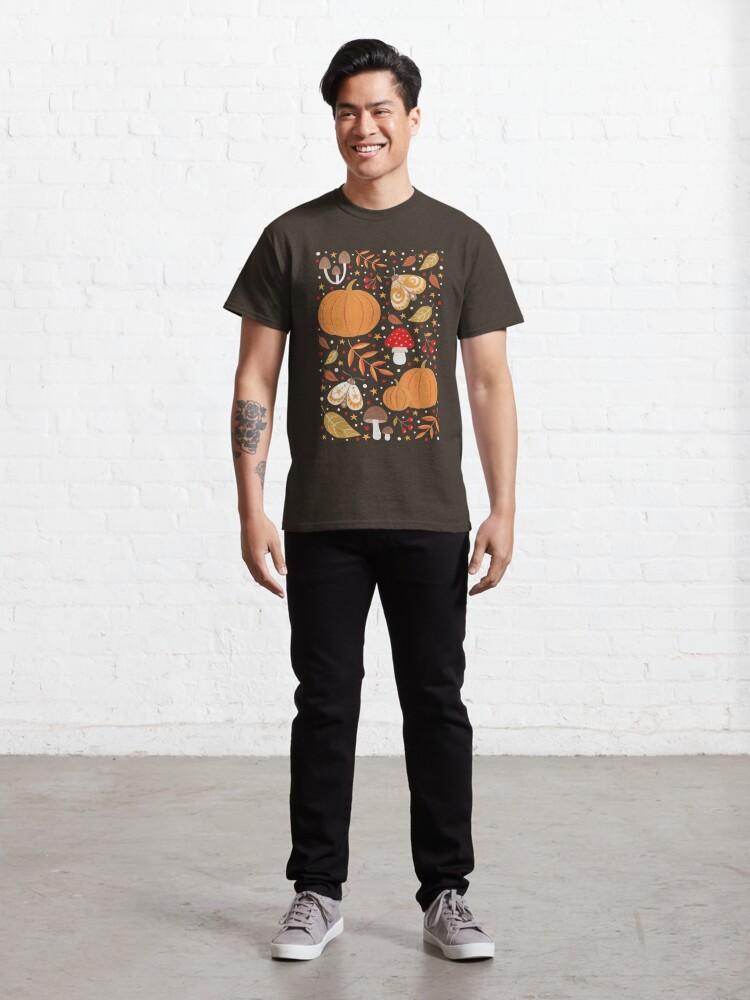 Alternate view of Autumn elements Classic T-Shirt
