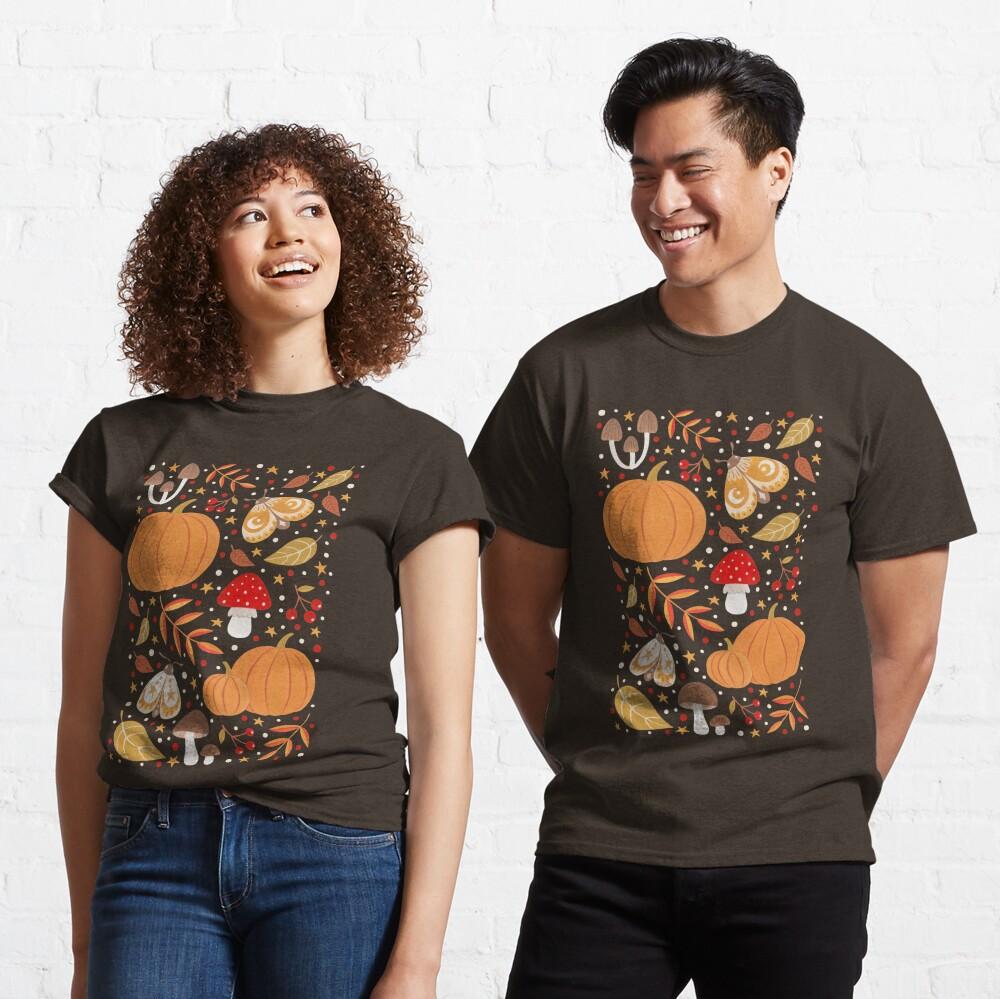 Autumn elements Classic T-Shirt