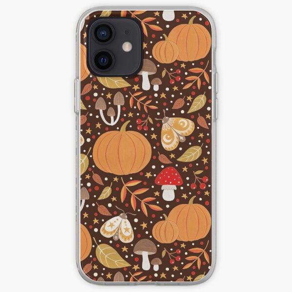 Autumn elements iPhone Soft Case