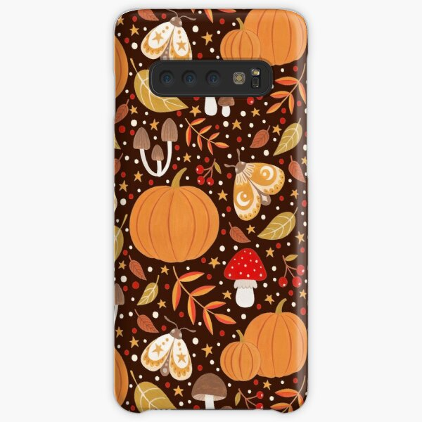 Autumn elements Samsung Galaxy Snap Case