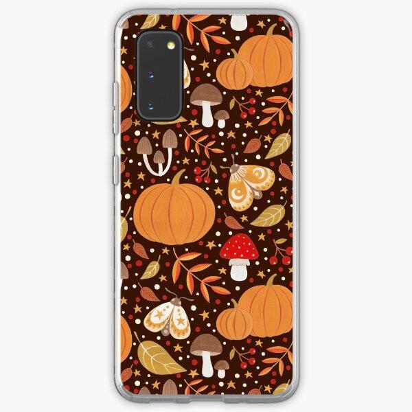 Autumn elements Samsung Galaxy Soft Case