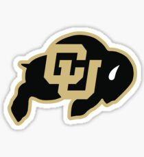 Colorado Buffaloes Sticker