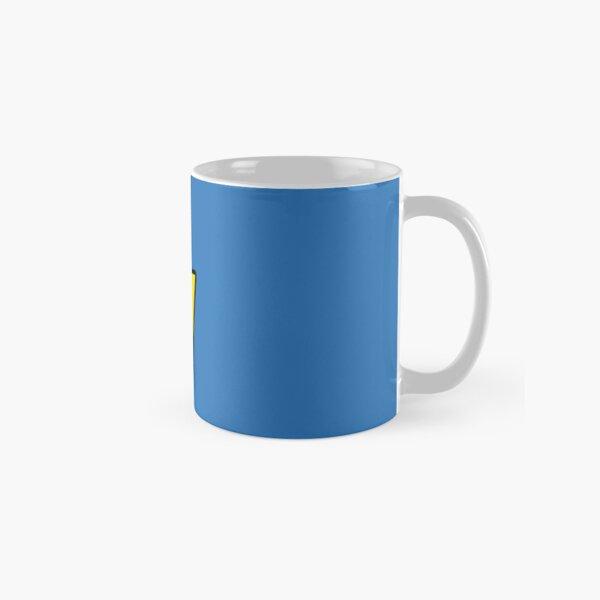 Don't Panic Classic Mug