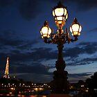 NIght in Paris by Fran0723