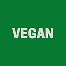 Simply a Vegan Design - for Veganism fans by TNTs