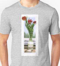 """""""Three Tulips"""" Unisex T-Shirt"""