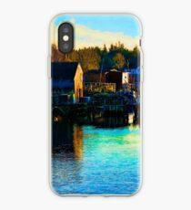 Sunnnset in Herring Cove iPhone Case