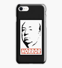 HORROR iPhone Case/Skin