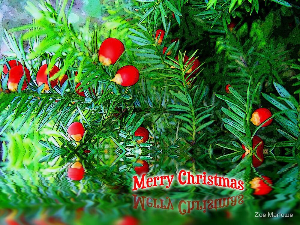 Berry Christmas by Zoe Marlowe