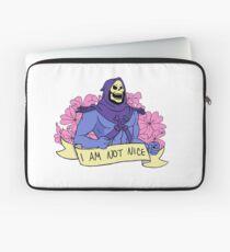 Ich bin nicht nett Laptoptasche