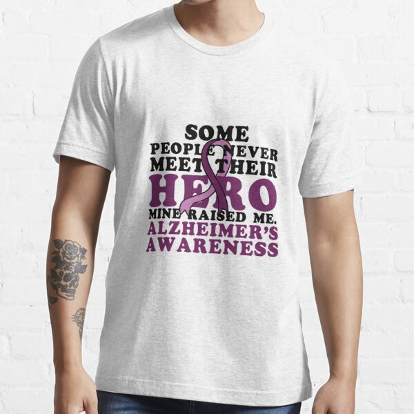 Alzheimer's Awareness Support Gif Essential T-Shirt