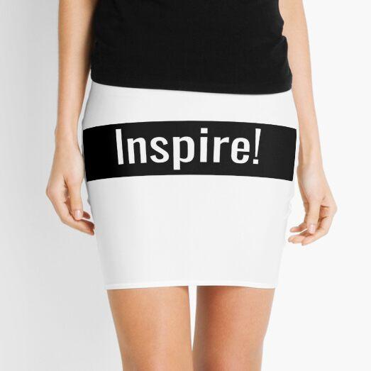 Inspire Mini Skirt