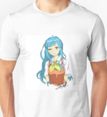 Zoe with long hair T-Shirt