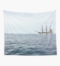 Wanderlust by Water Wall Tapestry