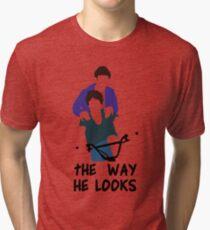 The Way He Looks Tri-blend T-Shirt
