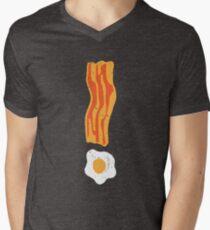 Breakfast is Important! Men's V-Neck T-Shirt