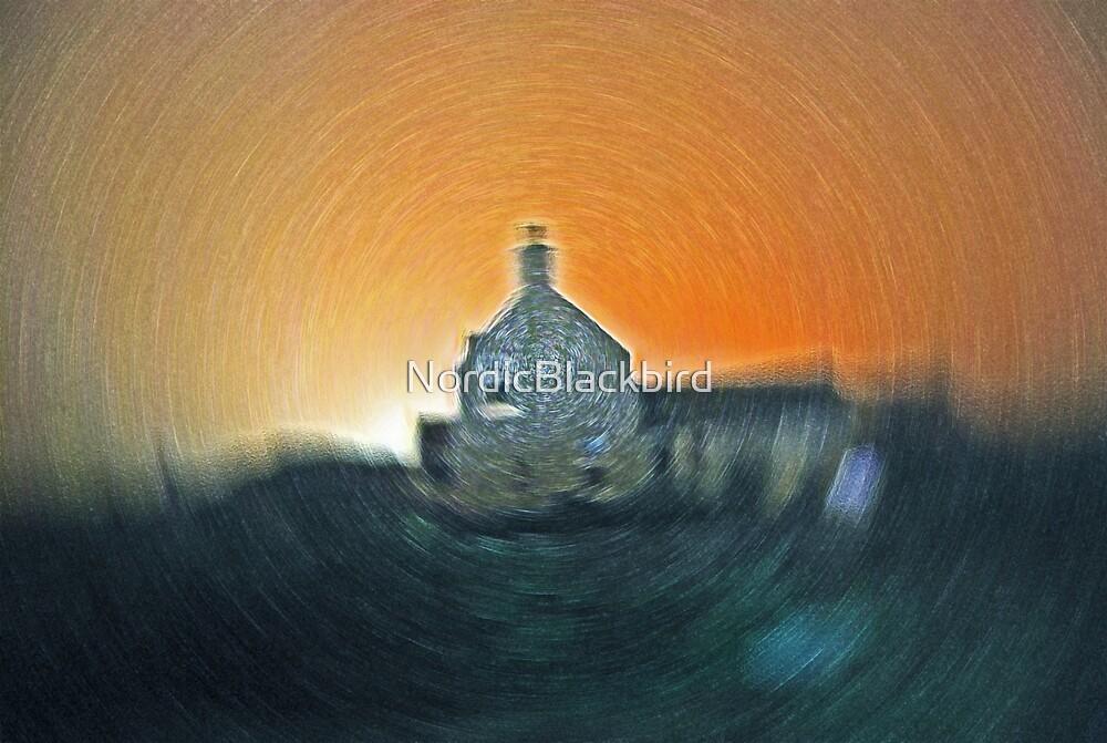 orange dream by NordicBlackbird