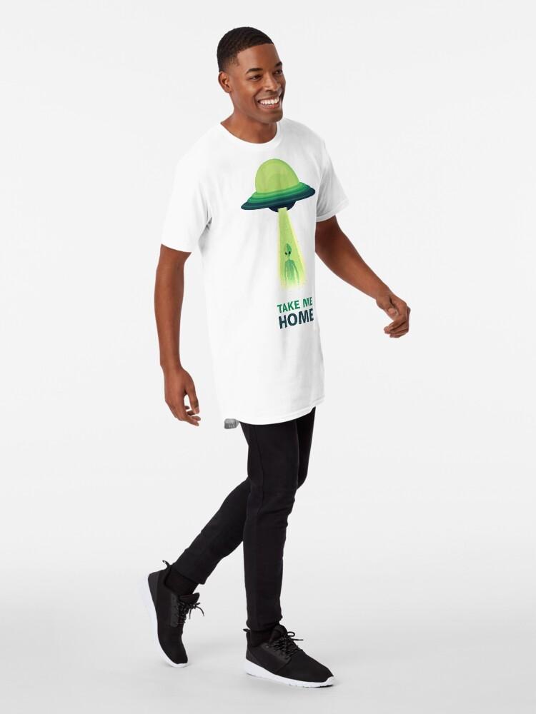 Alternate view of Take Me Home Long T-Shirt