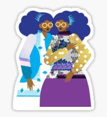 Winter Princesses Sticker