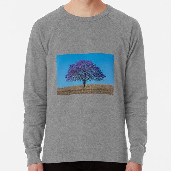 Tree on the hill Lightweight Sweatshirt