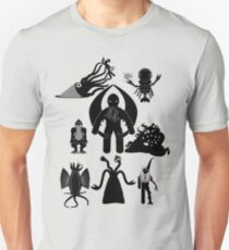 Cthulhu recognition guide Unisex T-Shirt