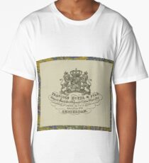 Album with 55 pasted drawings, David Bles, 1860-1869 Long T-Shirt