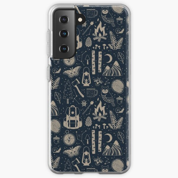 Into the Woods Samsung Galaxy Soft Case
