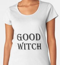 Good Witch Halloween Women's Premium T-Shirt