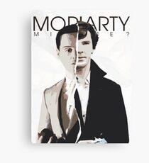 moriarty Canvas Print